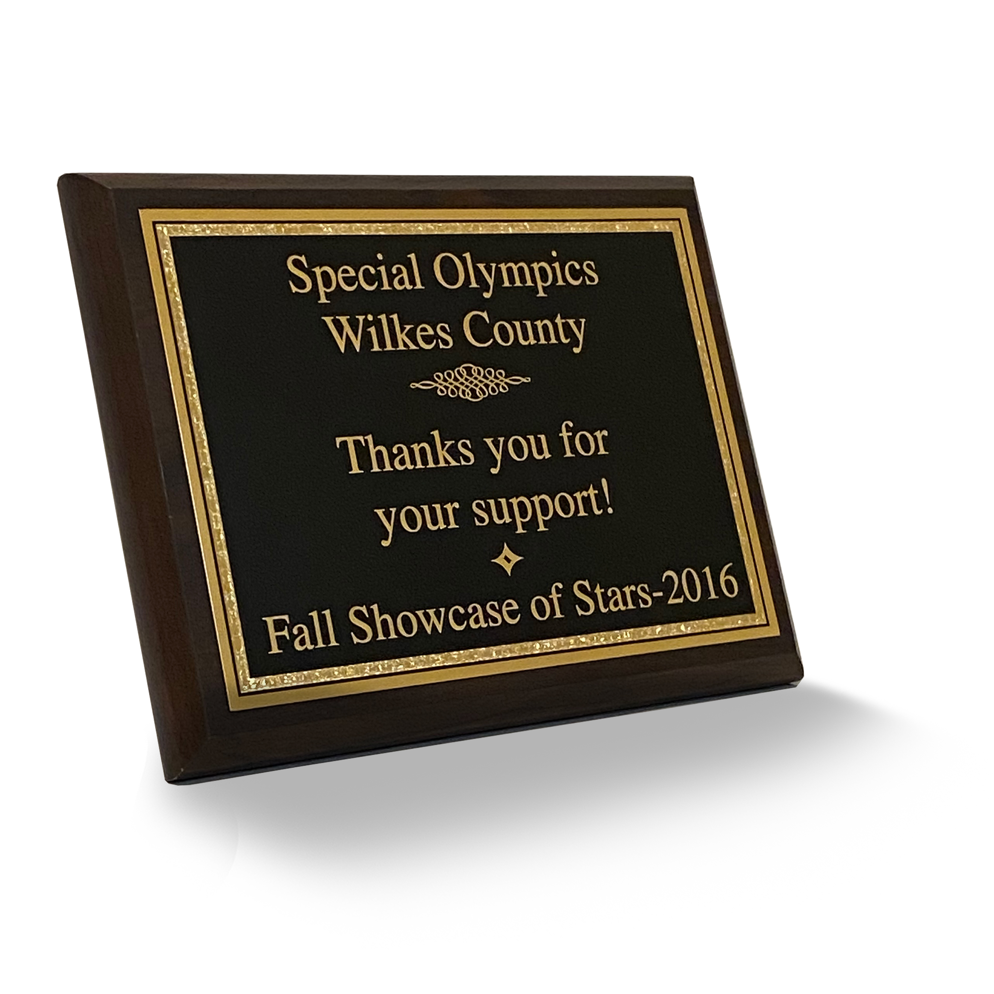 2016 Wilkes County Special Olympics