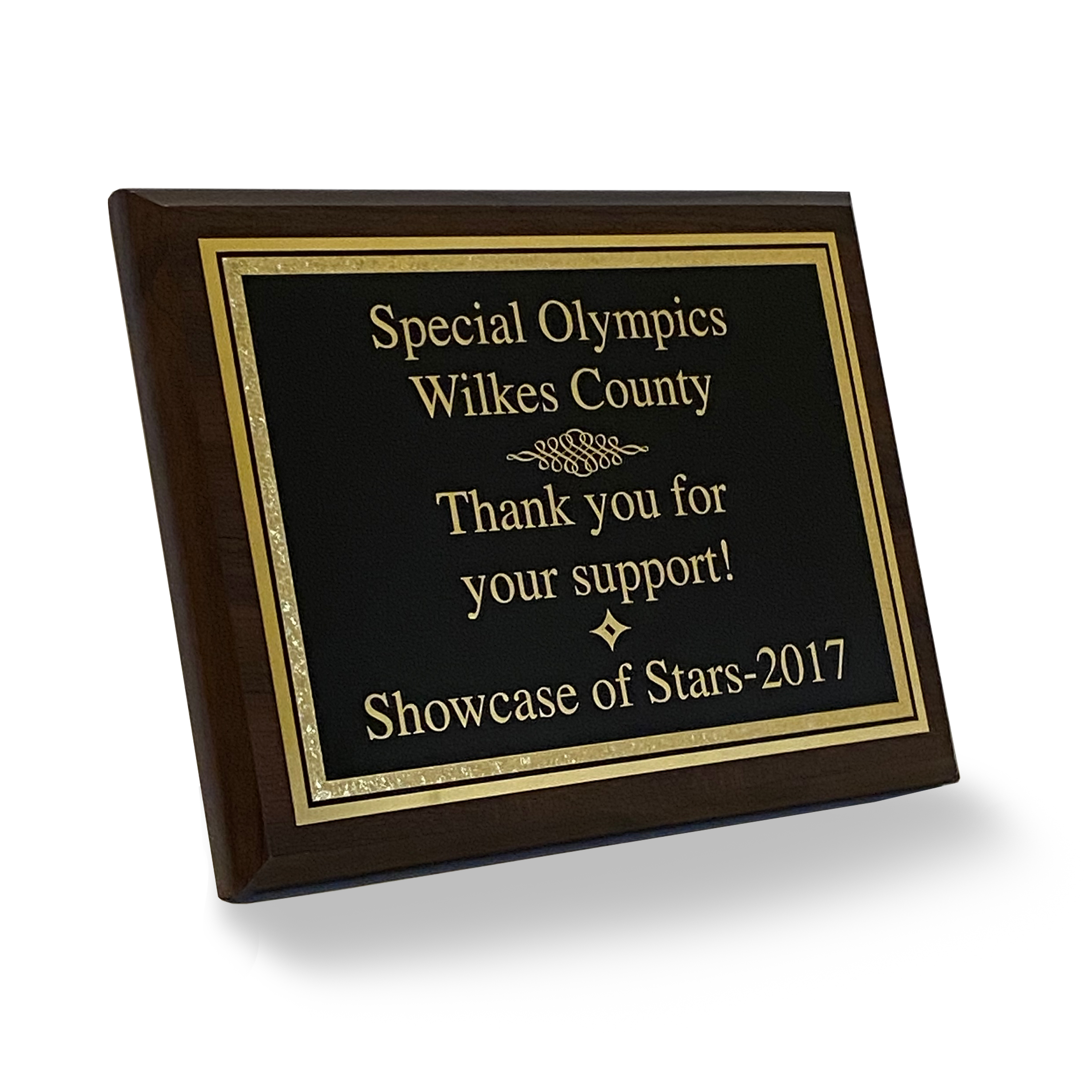 2017 Wilkes County Special Olympics