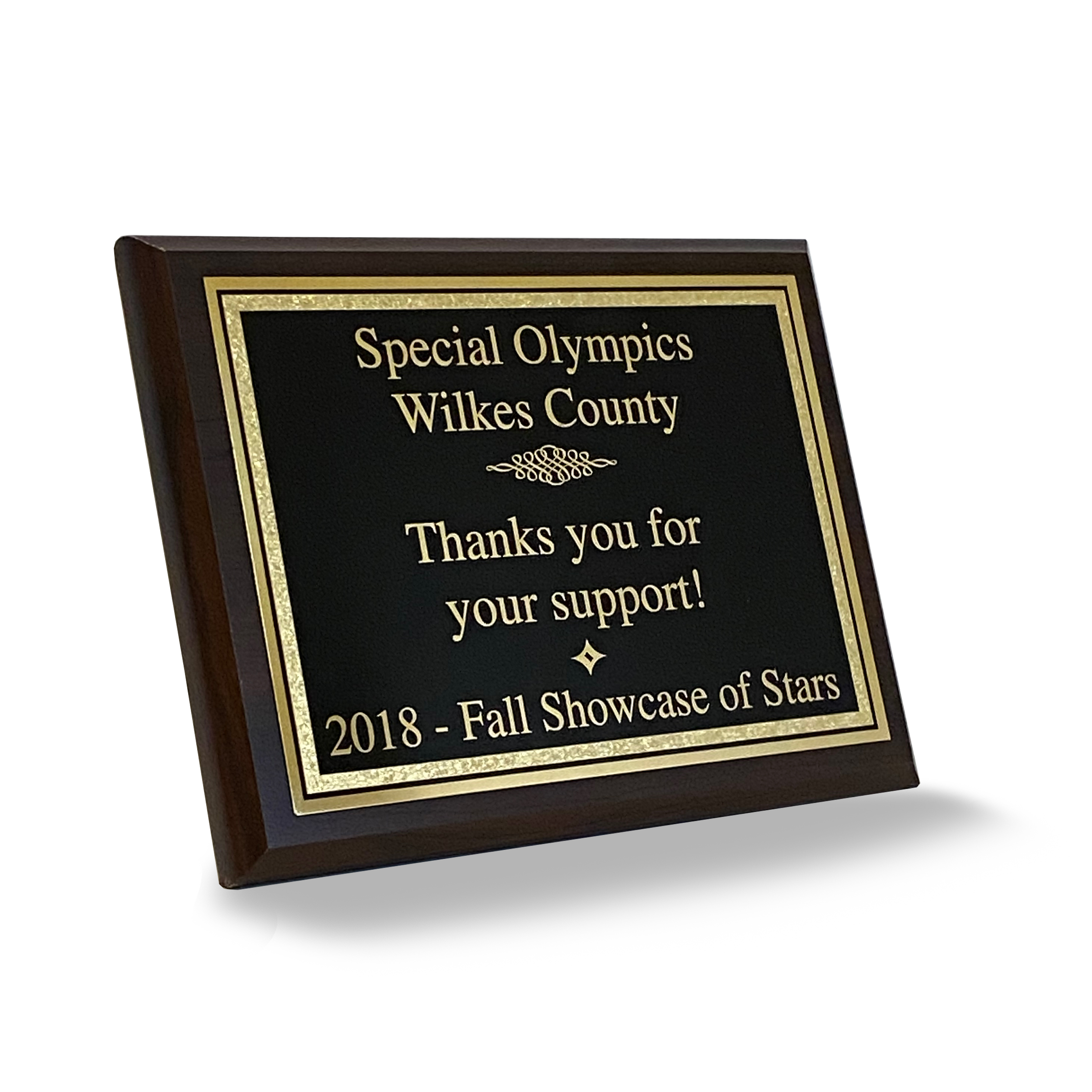 2018 Wilkes County Special Olympics